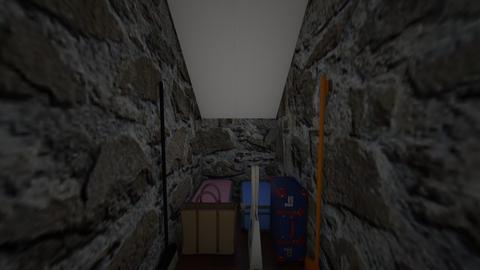 The closet - Bedroom - by scourgethekid
