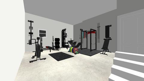 Tino Gym - by rogue_42e7c150379dc8f5e430cb7cb75ad