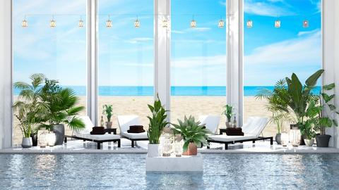 Hotel Pool Template - by GermanFriday