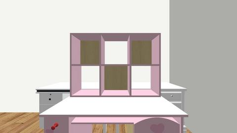 Downstairs rooms - Modern - Dining room  - by Carrianne