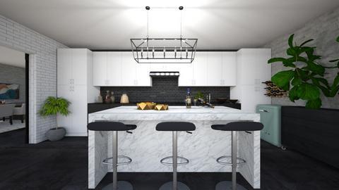 Kitchen for Noa Jones - Kitchen  - by Meghan White