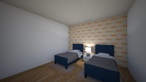 Pattern - Kids room  - by BMacken
