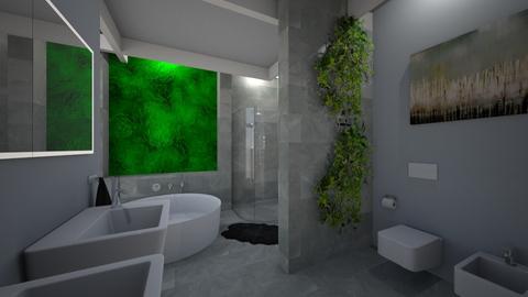 bath - Bathroom  - by mo_de_in_studio