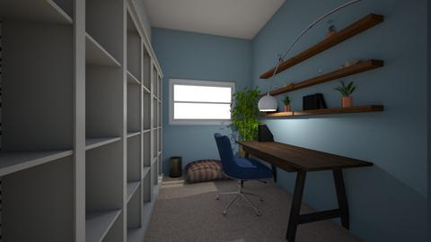 Office Design - Office  - by JuliaTttt