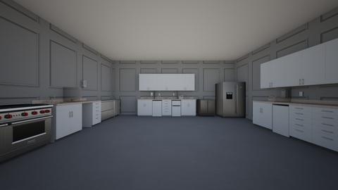 ninas kitchen - Kitchen  - by natalinaportobanco