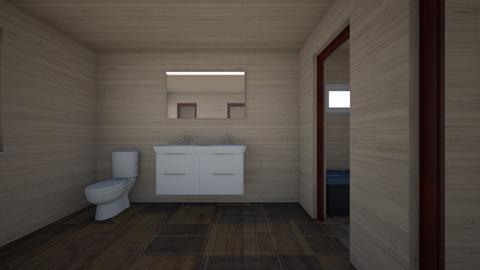 bath south view - Bathroom  - by jonwentworth