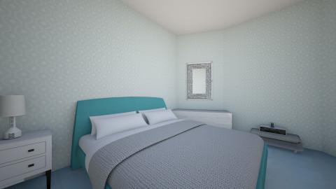 ocean breeze - Vintage - Bedroom  - by Sulma Ibarra