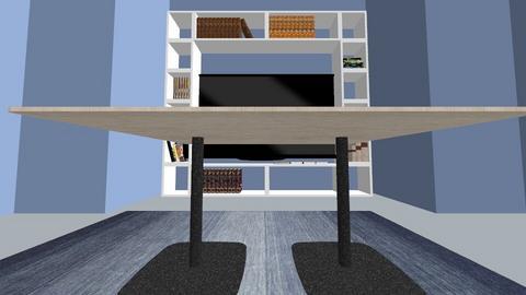 modern - Modern - Living room  - by guiscari5
