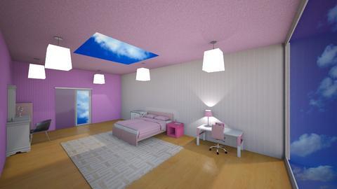 Cuarto rosita - Glamour - Bedroom  - by anaiss