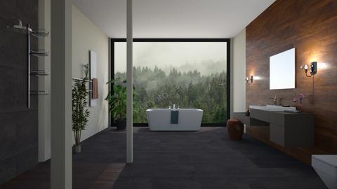 Bathroom - Bathroom  - by LilLil