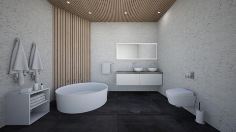 small bathroom - Bathroom  - by erladisgudmunds