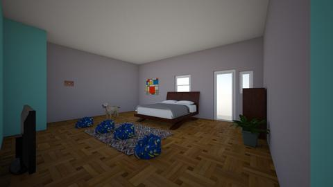 Tiger_Tall_7 - Bedroom  - by CCMS