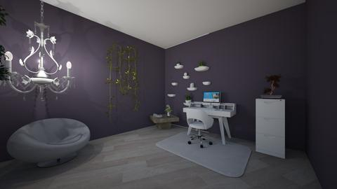 mias bathroom - Office  - by miaboudreau
