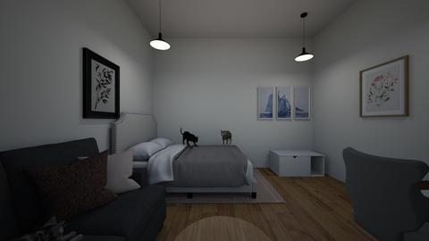 sami - Modern - Bedroom  - by sammantha