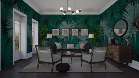 jungle living - by gotratti