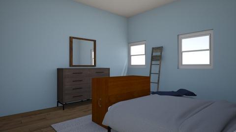 Bedroom  - Bedroom - by klucca4