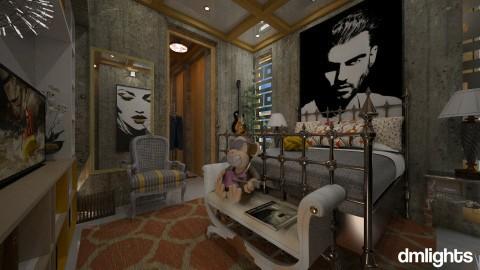 Bem Estar - Bedroom - by Danila   Lopes