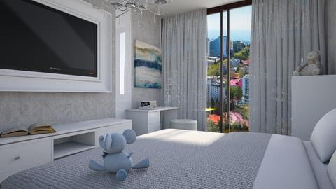 qq - Living room  - by yulamalina