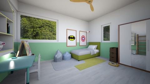 4464 - Kids room - by Or aTo