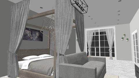 Bedroom 1 - Modern - Bedroom  - by sherrylizhu