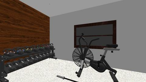 Bridle Gym - by rogue_569558d2eacfb289f4dbdff4ca1c3