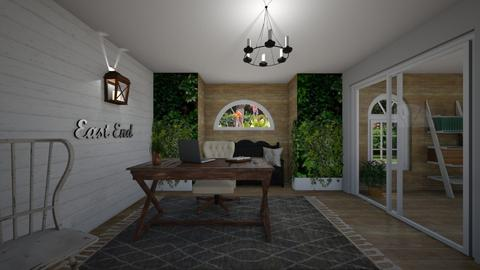 LivingWall by Daisy - Country - Office  - by Daisy de Arias