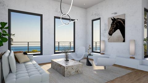 Minimal Living - Living room  - by islandvibz