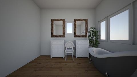 Master ensuite - Bathroom  - by suziwombat