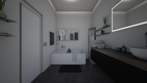 bahroom loft 4 - Bathroom  - by kenl