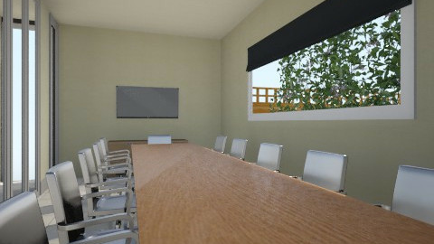 scient_meeting room - Minimal - Office  - by Ma Arm