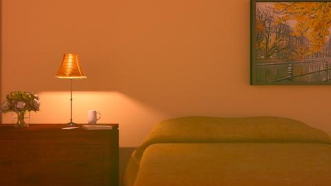 A P B  - Bedroom  - by designcat31