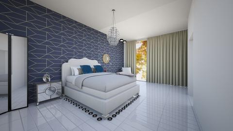 REMoon - Bedroom - by Pao Azuela