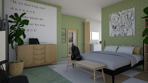 BSC series - Bedroom - by ilikalle