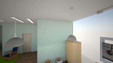 Floor Plan Assignment - Classic - Kids room  - by Evantigerchan2010