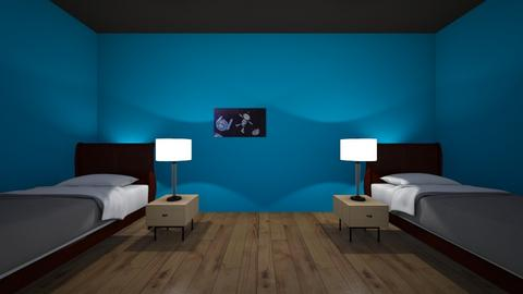 Kids Bedroom - Kids room  - by MohammedB