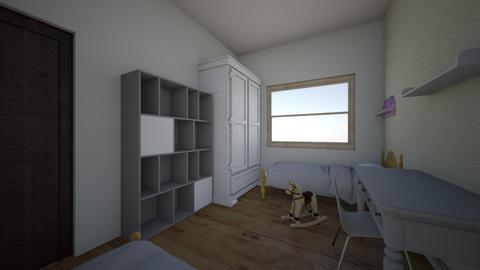 nordic 2 - Kids room - by aska525