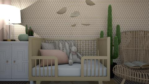 ORGANIC BABYS ROOM - Bedroom  - by chocolatelover08