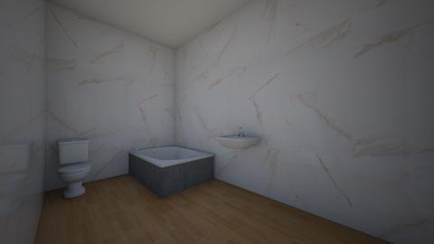 modern bathroom - Modern - Bathroom  - by Aisha_b98