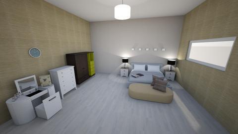 Kamar Tidur - Bedroom - by Rendyasli