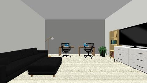 Study Room Config 2 - Office  - by chadwgriffiths