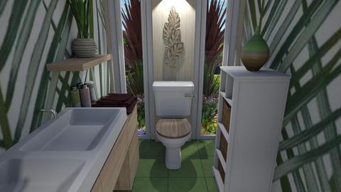 toilet 1 - Bathroom  - by Gab71892