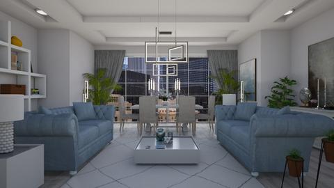 gsesd - Living room - by likuna485