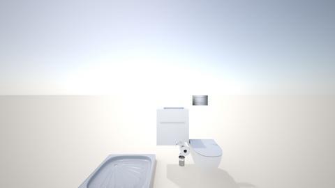 lazienka1 - Bathroom  - by Tomasz Zegarski