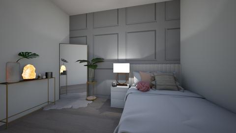 teen tiktik bedrom - Bedroom  - by annikaleonardi
