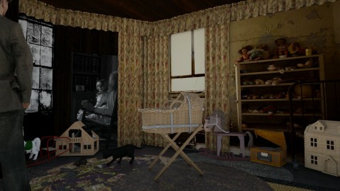 Rockaby Baby - Kids room  - by molliesmith475
