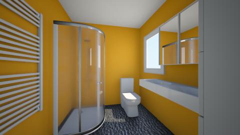 New Bathroom - Retro - by TeweOne