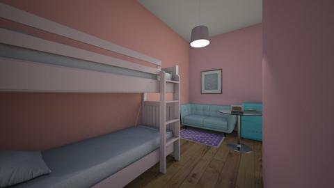 Pastel room - Kids room  - by kiwimelon711