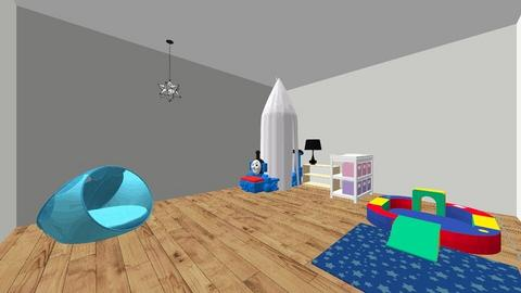 kids room - Glamour - Kids room - by ely_