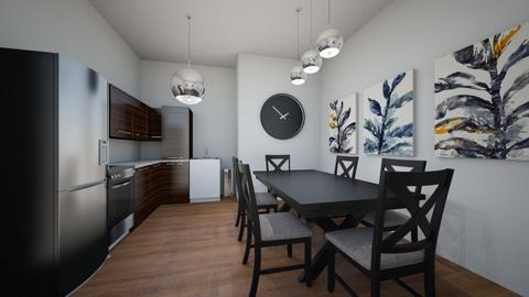 Kitchen and dining room - Kitchen  - by David0