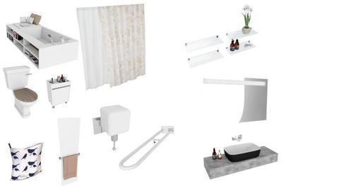 Modern Bathroom - by TheSeaHorse